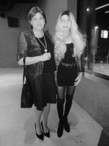 Mama mia, Nicole und Rita im Musical